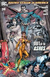Justice League of America (2006-) #38