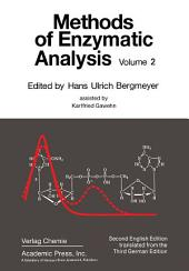 Methods of Enzymatic Analysis: Volume 2, Edition 2