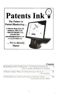 Journal of the Patent and Trademark Office Society