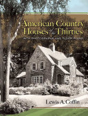 American Country Houses of the Thirties