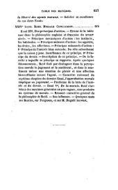 Cours de l'histoire de la philosophie moderne: Volume4