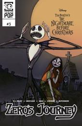 Disney Manga: Tim Burton's The Nightmare Before Christmas: Zero's Journey Issue #3