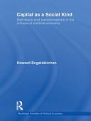 Capital As A Social Kind