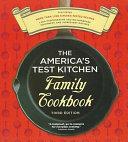 Family Cookbook Book