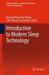 Introduction to Modern Sleep Technology