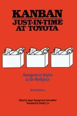 Kanban Just in Time at Toyota PDF