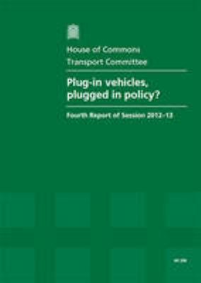 Plug in Vehicles  Plugged in Policy