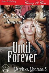 Until Forever [Merricks, Montana 5]