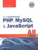 PHP  MySQL and JavaScript All in One  Sams Teach Yourself PDF