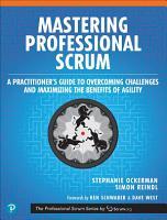 Mastering Professional Scrum PDF