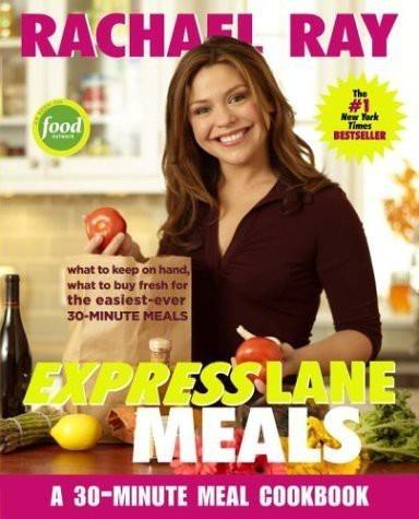 Rachael Ray Express Lane Meals PDF