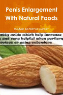 Penis Enlargement With Natural Foods
