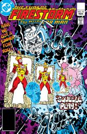 The Fury of Firestorm (1982-) #18