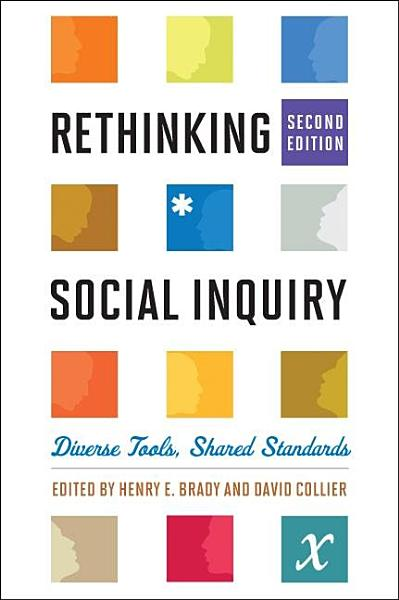 Download Rethinking Social Inquiry Book