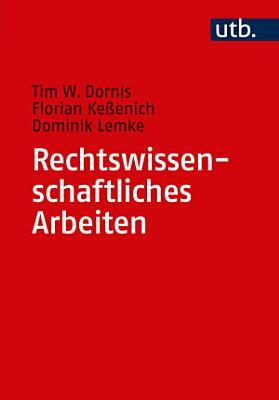 Rechtswissenschaftliches Arbeiten PDF