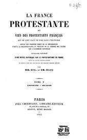 La France protestante