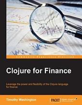 Clojure for Finance