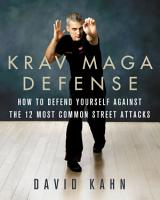 Krav Maga Defense PDF