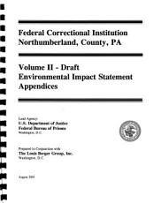 Federal Correctional Institution  Northumberland County PDF