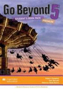 Go Beyond - Student's Book Premium Pack 5 B2 + Student's Resource Centre + Online Workbook