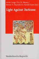Light Against Darkness PDF
