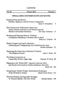 The Mississippi Quarterly PDF