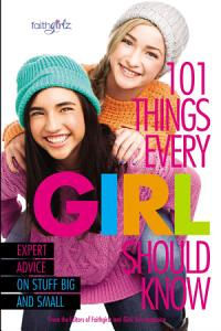 101 Things Every Girl Should Know Book