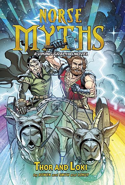 Download Thor and Loki Book