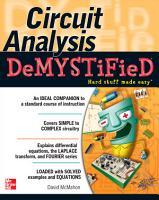 Circuit Analysis Demystified PDF