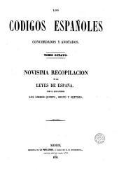 Los Códigos españoles concordados y anotados, 8