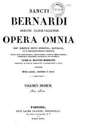 genuina ... opera, quatuor prioribus tomis complectens