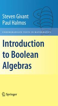 Introduction to Boolean Algebras PDF