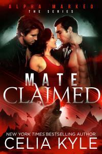 Mate Claimed  Menage Werewolf Romance