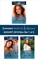 Harlequin Medical Romance August 2019   Box Set 1 of 2 PDF