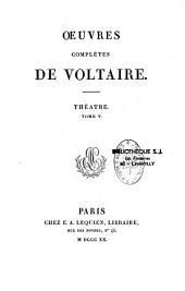 Oeuvres complètes de Voltaire: Volume69