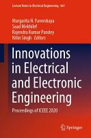 Innovations in Electrical and Electronic Engineering PDF