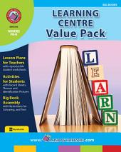 Learning Centre VALUE PACK Gr. PK-K