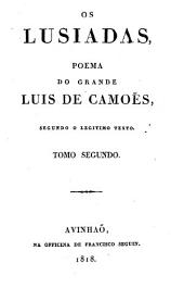 Os Lusiadas: Poema do grande, Volume 2