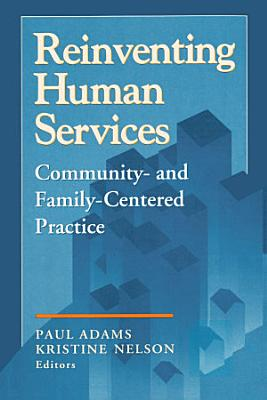 Reinventing Human Services PDF
