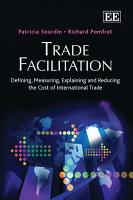 Trade Facilitation PDF