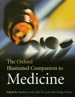 The Oxford Illustrated Companion to Medicine PDF