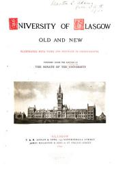 University of Glasgow, Old and New