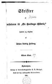 Skrifter af Forfatteren til: 'En Hverdags-Historie': Bind 11–12