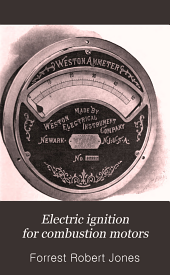 Electric ignition for combustion motors