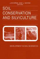 Soil Conservation and Silviculture PDF