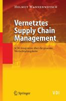 Vernetztes Supply Chain Management PDF