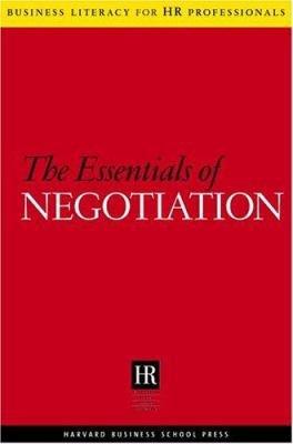 The Essentials of Negotiation PDF