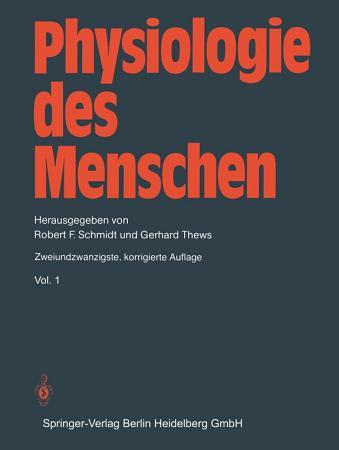 Physiologie des Menschen PDF