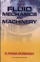 Fluid Mechanics And Machinery PDF