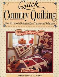 Quick Country Quilting Book PDF